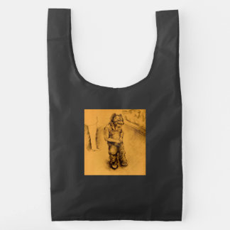 I'm Lost in Le Tianguie, Mexico Reusable Bag
