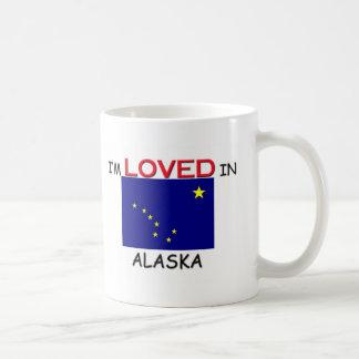 I'm Loved In ALASKA Classic White Coffee Mug