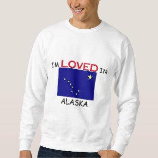 I'm Loved In ALASKA Sweatshirt