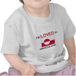 I'm Loved In GREENLAND Shirts