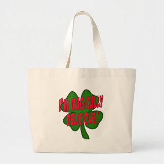 I'm Magically Delicious! Canvas Bags