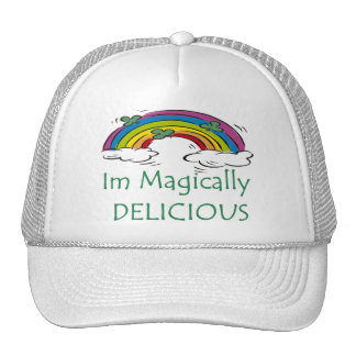 I'm Magically Delicious T-shirts and Gifts. Trucker Hat