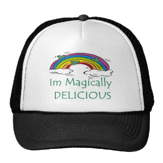 I'm Magically Delicious Trucker Hat