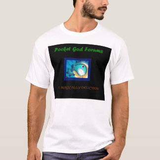 I'm MAGICALLY delicious Variation 2 T-Shirt