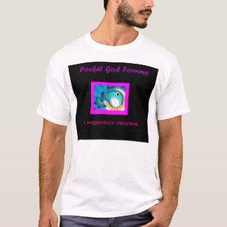 I'm MAGICALLY delicious Variation 3 T-Shirt