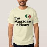 I'm Mexican at Heart T-shirts