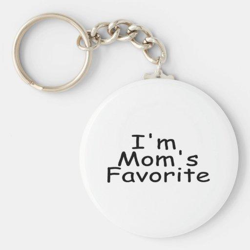 Im Mom's Favorite Keychains