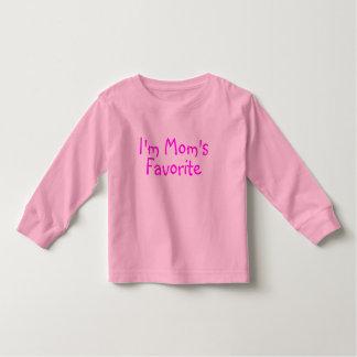 Im Moms Favorite Toddler T-shirt