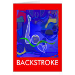 IM Morn Back Stationery Note Card