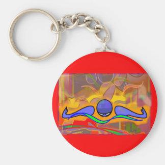 IM Morn Fly Keychain