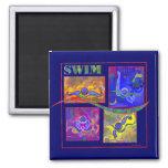 IM Morning 2 Inch Square Magnet
