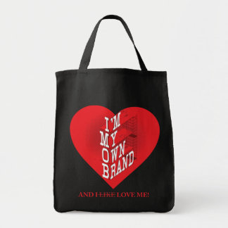 I'm My Own Brand Bag
