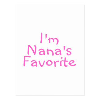 Im Nanas Favorite Postcard
