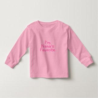 Im Nanas Favorite Toddler T-shirt