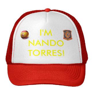 I'm Nando Torres! Trucker Hat