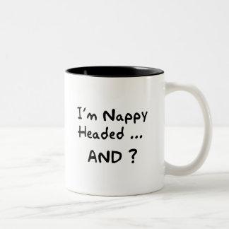 I'm Nappy Mug