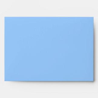 I'm New Here. Blue. Custom Envelope