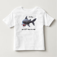 I'm Nice.., Just DON'T make me mad! Toddler T-shirt