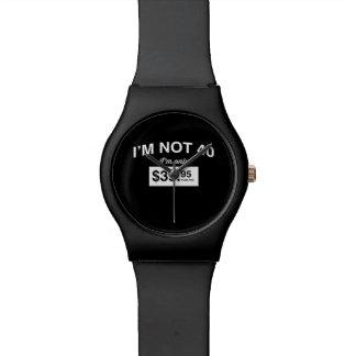 Im no 40, Im impuesto más solamente $39,95 Relojes De Mano