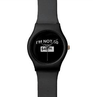 Im no 50, Im impuesto más solamente $49,95 Reloj De Mano