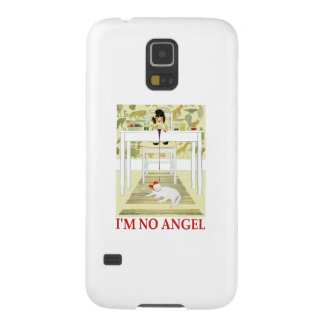 I'm No Angel! Case For Galaxy S5