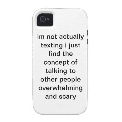im no (caso del iphone 4/4s) iPhone 4 fundas