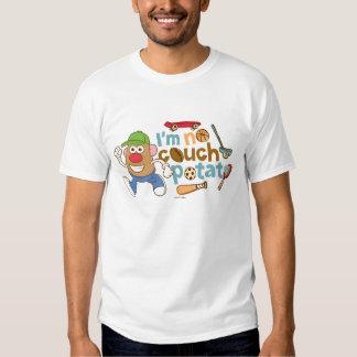 I'm No Couch Potato Tshirt