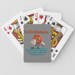 I'm no Governor Classic Playing Cards