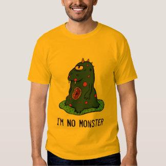 I'm No Monster 19 text version Tee Shirt