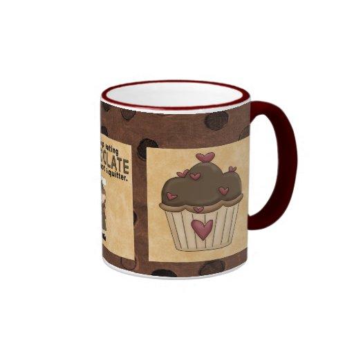 I'm No Quitter mug