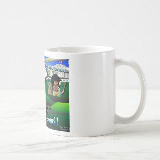 I'm Not a Crook Coffee Mug