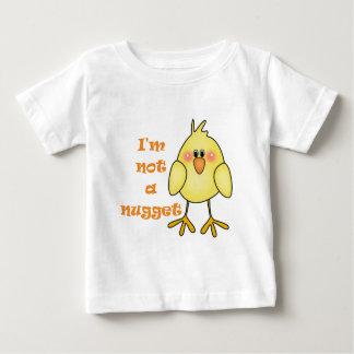 I'm Not A Nugget Vegan/Vegetarian Baby T-Shirt