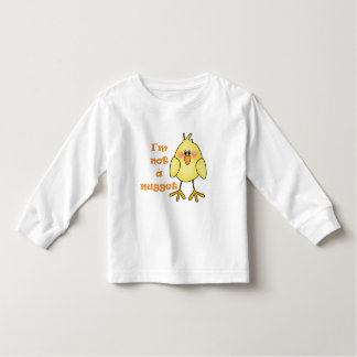 I'm Not A Nugget Vegan/Vegetarian Toddler T-Shirt