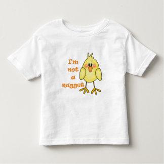 I'm Not A Nugget Vegan/Vegetarian Toddler T-Shirt