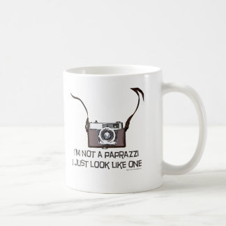 I'm Not A Paparazzi Coffee Mug