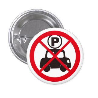 I'm Not A Parking Attendant Button
