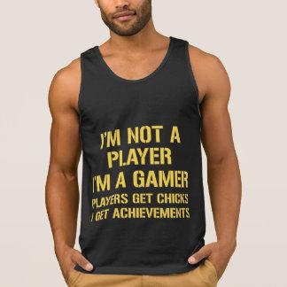 I'm Not A Player I'm A Gamer Tank Top