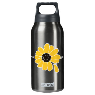 I'm not broken. Just under repair. (16oz) 10 Oz Insulated SIGG Thermos Water Bottle