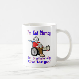 I'm Not Clumsy Coffee Mug