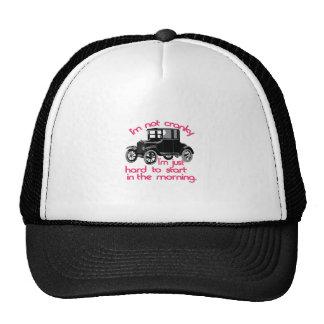 Im Not Cranky Trucker Hat