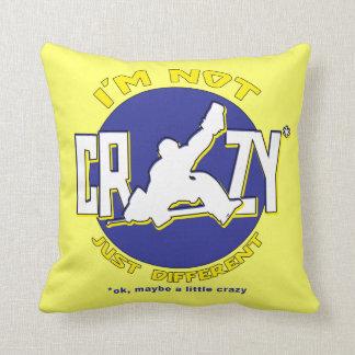 I'm Not Crazy, Hockey Goalie Pillow