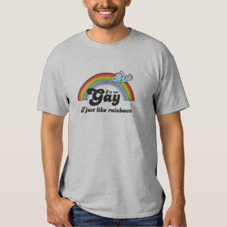 Im not Gay dark T-shirt