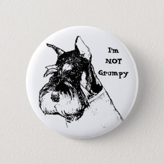 I'm not grumpy button