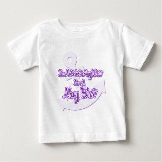 I'm Not Just Any Brat, I'm A Navy Brat Baby T-Shirt