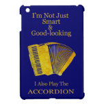I'm Not Just Smart and Good-Looking Accordion iPad Mini Cases