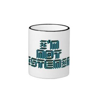 i'm not listening coffee mugs