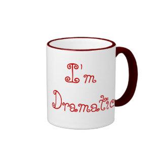 I'm not Moody, I'm Dramatic Coffee Mug