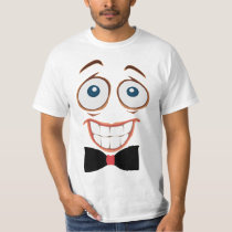 I'm Not Nervous Funny T-Shirt