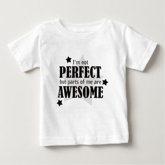 I'm Not Perfect - Statement Shirt , Quotes
