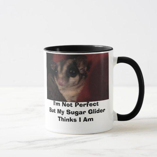 I'm Not PerfectBut My Sugar Glid... Mug